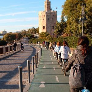 Water Tour | Tours in Seville | Touristic routes in Seville