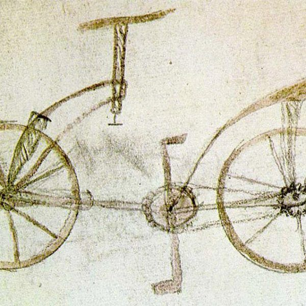 Who invented the bicycle? | Bike tours in Seville | Bike rental in Seville