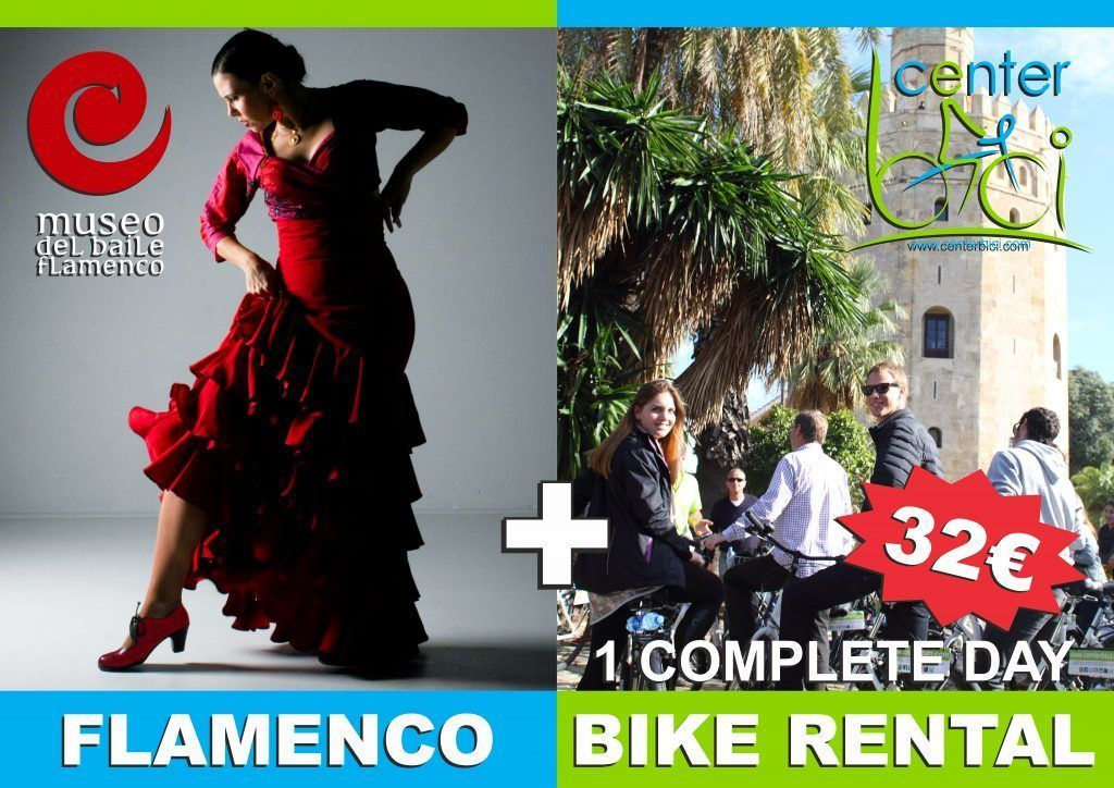 PACK Flamenco + Location 24h.
